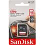 Карта памяти Sandisk Ultra SDHC 64GB Class 10 UHS-I 30MB/s