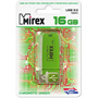 Флэш-накопитель Flash Drive Mirex 16GB USB 3.0 chromatic green