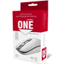 Мышь беспроводная SmartBuy ONE SBM-359AG-WG White/Grey USB 2.0